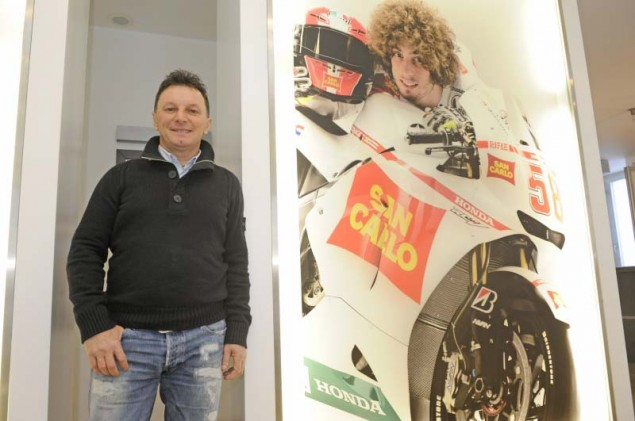 Interview: Fausto Gresini   The Man Behind Hondas Satellite MotoGP Racing Effort Fausto Gresini San Carlo Gresini Honda 02 635x421