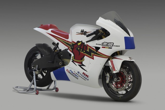 More Photos & Video of the Mugen Shinden Mugen Shinden electric superbike 1 635x423