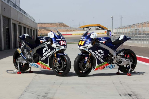 Aspar Racings Aprilia Designed CRT MotoGP Bike Power Electronics Aspar Aprilia ART MotoGP CRT 05 635x423
