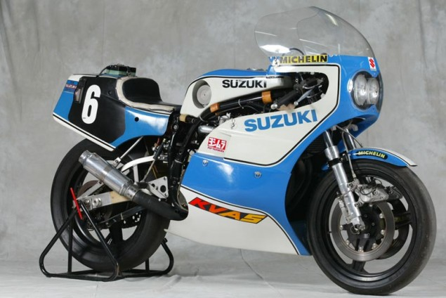 Photos: 33 Years of Suzuki Endurance Road Racing Suzuki GS 1000 1980 635x424