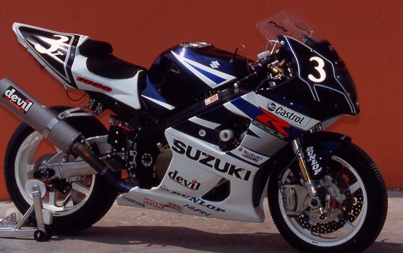 33 years of Suzuki endurance racing [Archive] - SV650 org