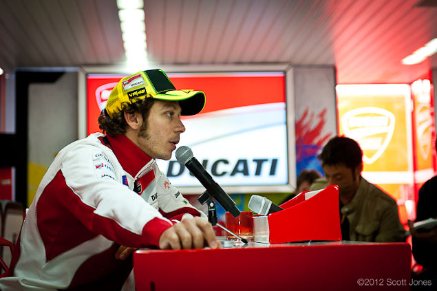 MotoGP: Thursday at Jerez Round Up: Of Excess Horsepower, Long Runs, and the Chances of Rain 2012 MotoGP 02 Jerez Thursday 0010