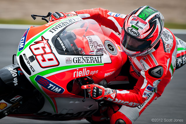 MotoGP: Friday at Jerez Round Up: Of Weather, Tires, and Why the Ducati Works in the Wet 2012 Spanish GP Jerez Friday Scott Jones 51