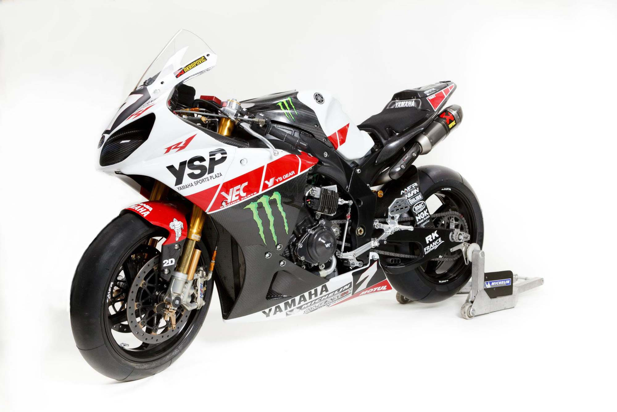 Photos  Yamaha Austria Racing Team  YART  2012 Yamaha Austria Racing    Yamaha Racing Bike