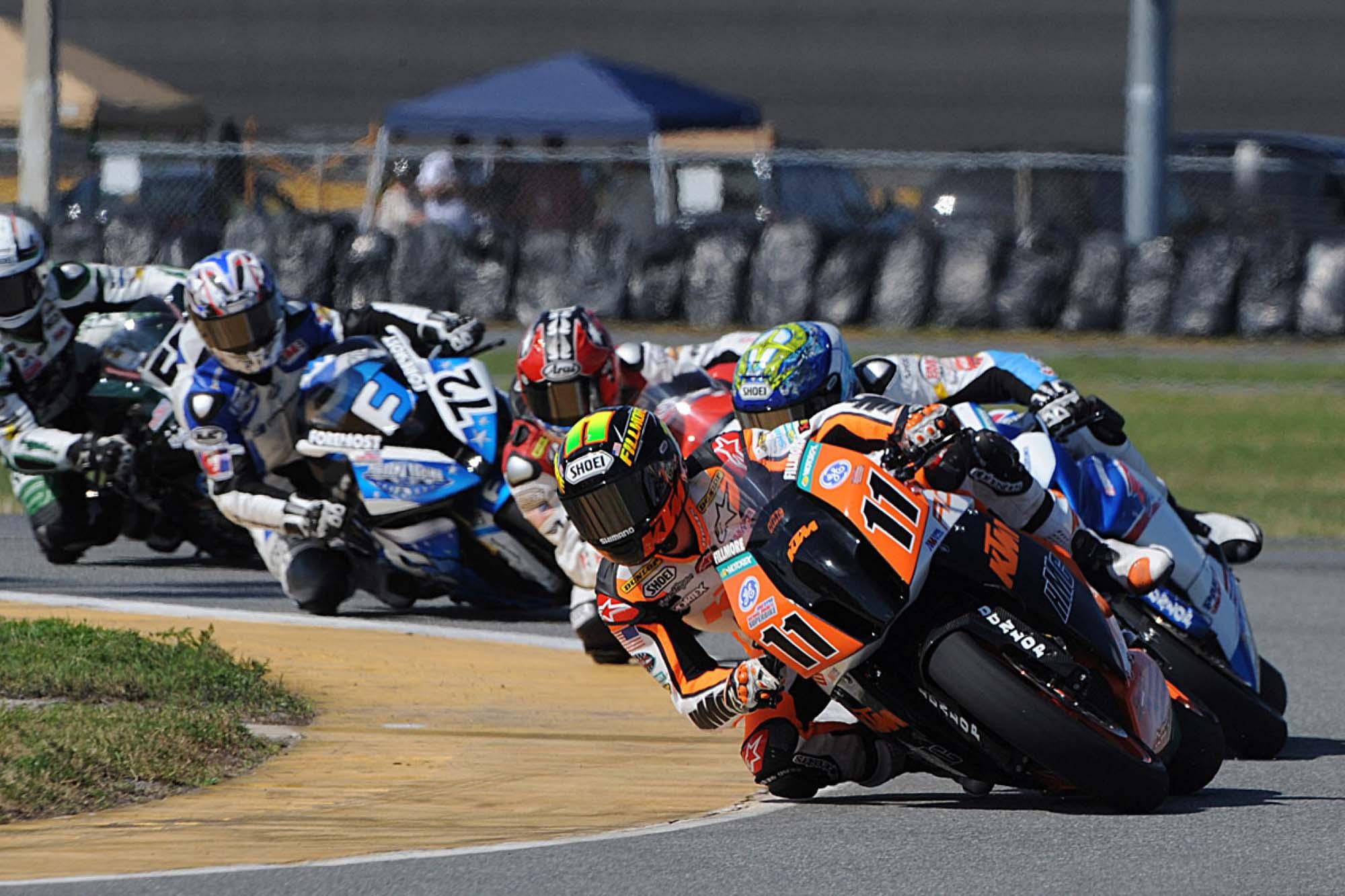 Have You Met the KTM AMA Superbike Racing Team? - Asphalt ...