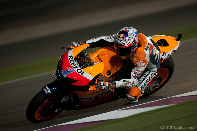 Saturday at Qatar with Scott Jones MotoGP Saturday Qatar GP 2012 Scott Jones 1