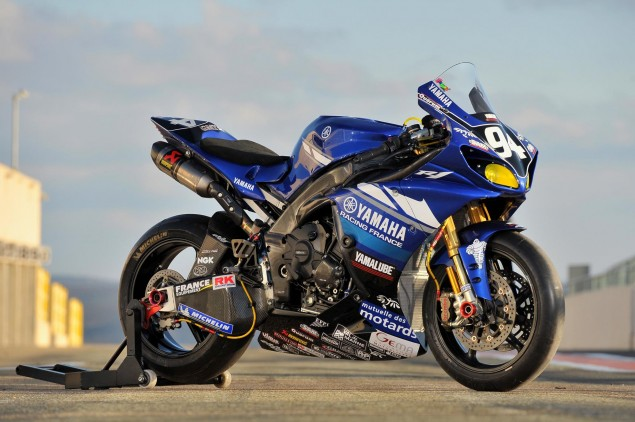 Yamaha Frances World Endurance YZF R1 Yamaha France GMT 94 Michelin Yamalube 05 635x422