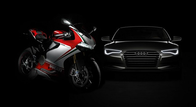 Officially Official: Audis Board Approves Ducati Acquisition audi ducati 635x347