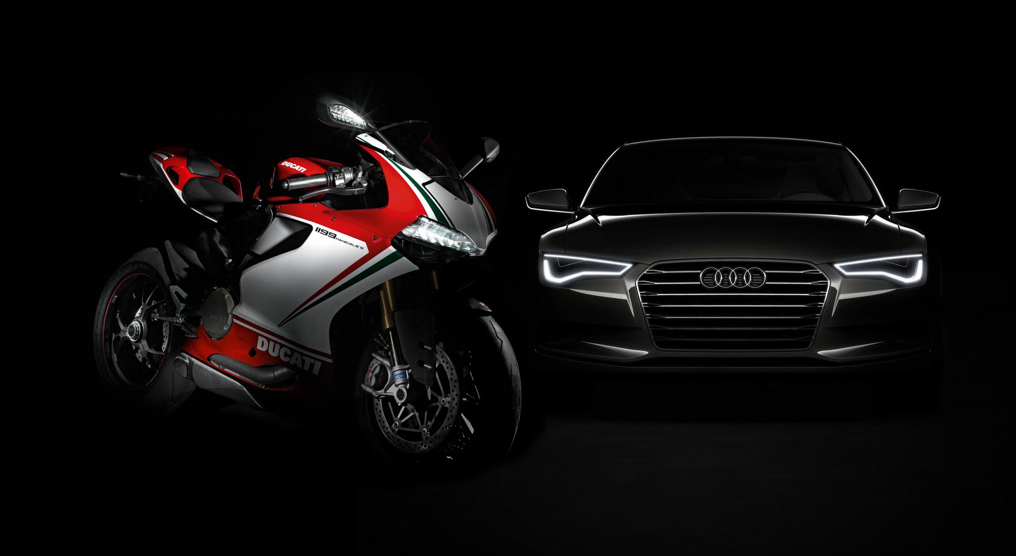 Officially Official Audi S Board Approves Ducati