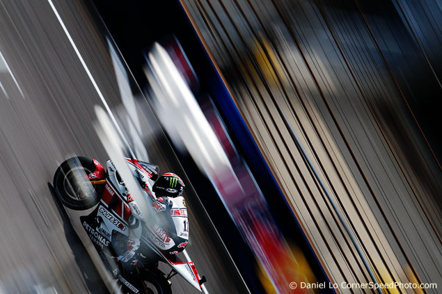 Photo of the Week: Theres Always a Changing of the Guard ben spies indy motogp daniel lo 635