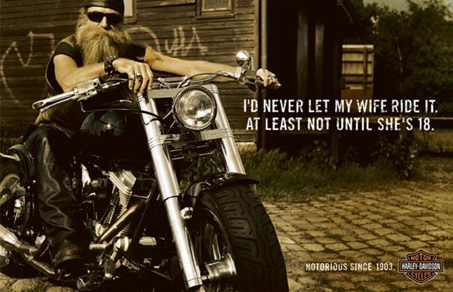 Harley Davidson Advertising: MIC Leaks Harley-Davidson's Q1 Sales Figures