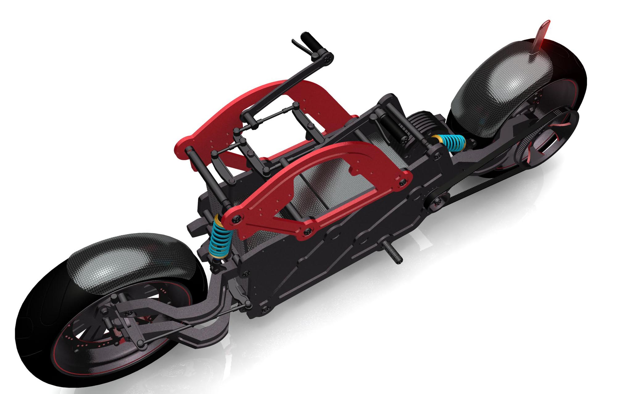 ELECTRIC SCOOTER RACING ELECTRIC SCOOTER