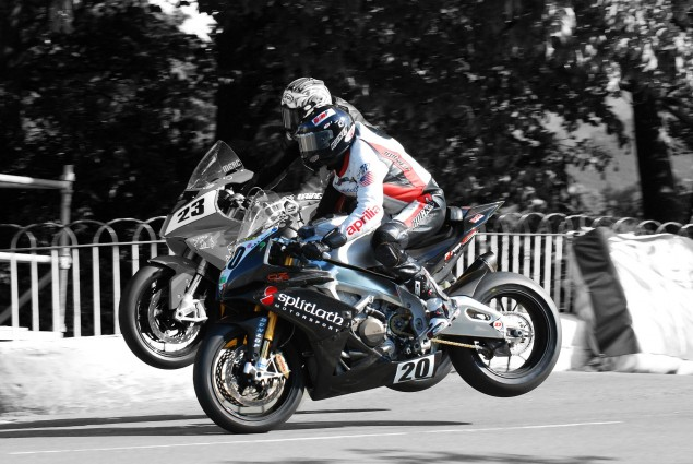 A Prologue to the 2012 Isle of Man TT Mark Miller Ballaugh Bridge pass Isle of Man TT 635x425