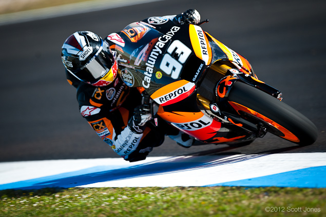 MotoGP: Lucio Cecchinello Weighs in on the Rookie Rule 2012 Portuguese GP Estoril Sunday Scott Jones 1