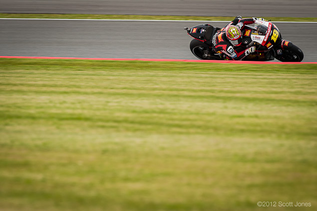 MotoGP: A Touch of Rain Shakes up Qualifying at Silverstone Bautista