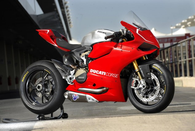 Ducati North America Posts All Time Monthly Sales Record Ducati 1199 Panigale Superstock 635x425