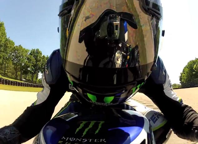 Have You Done a Lap Around Road America? Josh Hayes Monster Graves Yamaha AMA Road America