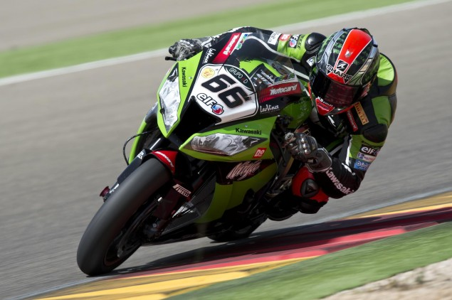 How Do You Make a Superbike Look Like a Street Bike? Kawasaki Racing ZX 10R WSBK Headlight 10 635x422
