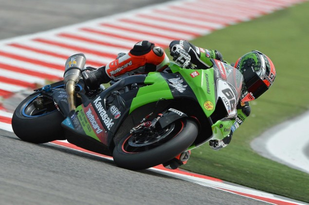WSBK: Wet Superpole Leaves Top Riders Out to Dry During Qualifying at Misano Tom Sykes Misano Superpole WSBK 635x422
