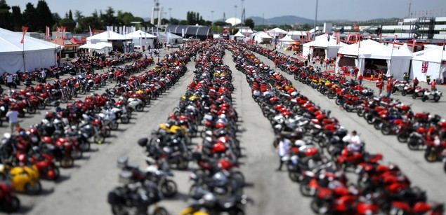 Ducatis Record Year by the Numbers World Ducati Week 2012 635x307