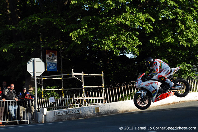 Trackside Tuesday: Bump in the Road bruce anstey ballaugh 635