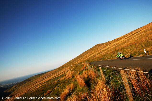 The 2012 Isle of Man TT with Daniel Lo james hillier 635