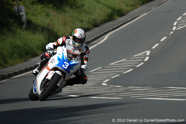 The 2012 Isle of Man TT with Daniel Lo john mcguinness 635