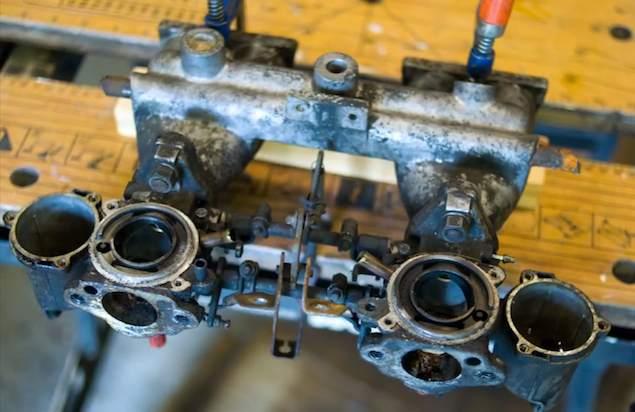 Reconstrucción de un motor en Stop Motion