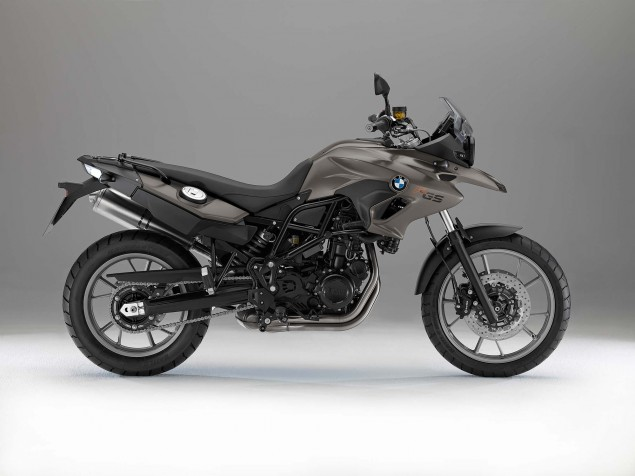 2013 BMW F700GS Breaks Cover 2013 BMW F700GS 09 635x476