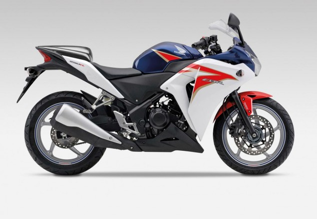 Honda Q2 2012 Motorcycle Sales up 12% Honda CBR250R Asia Cup 635x440