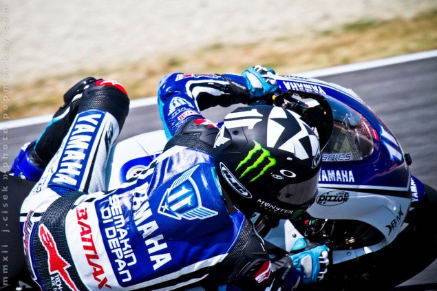 MotoGP: Ben Spies to Leave Yamaha at End of Season Mugello Italian GP MotoGP Saturday Jules Cisek 161 635x423