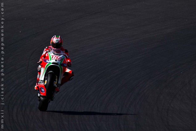 Sunday Summary at Mugello: Of Great Race Tracks, Great Racers, Ducati, & Spies Mugello Italian GP MotoGP Sunday Jules Cisek 12 635x423