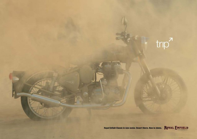 Royal Enfield Understands Motorcycle Branding Royal Enfield Tripping ads 08 635x448