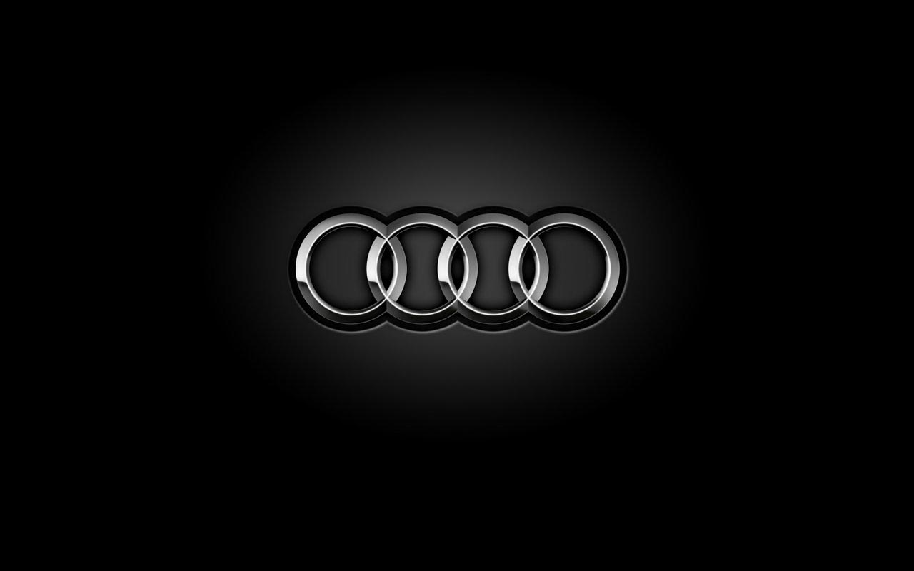 Audi Logo Black And White Audi Logo Black 635x396