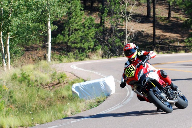 Video: Greg Tracys Sub 10 Minute Run up Pikes Peak 2012 pikes peak international hill climb 63 635x425