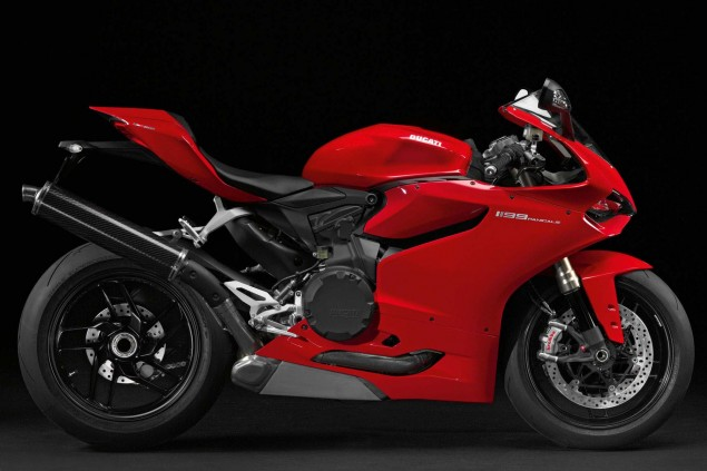 Too Loud for Japan   The Ducati 1199 Panigale Gets Ruined for the Japanese Market Ducati 1199 Panigale Japan exhaust 01 635x423