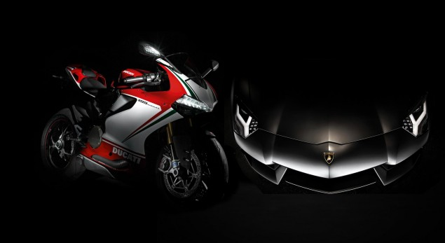 Who Actually Owns Ducati? Lamborghini Paid €747 Million lamborghini ducati 635x347