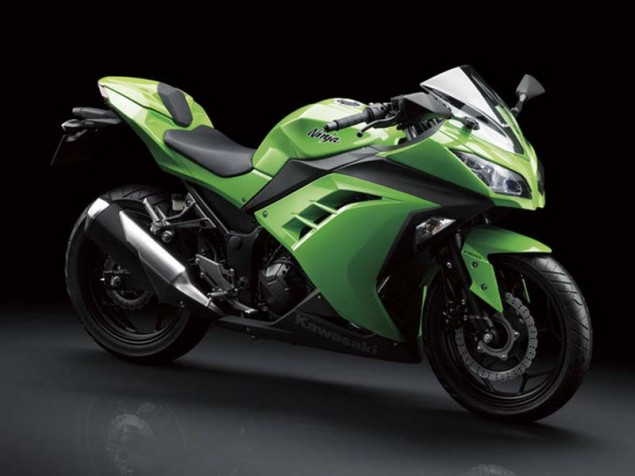 2013 Kawasaki Ninja 300   For Europe...& America Too? 2013 Kawasaki Ninja 300 16 635x476