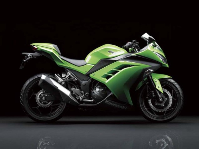 2013 Kawasaki Ninja 300   For Europe...& America Too? 2013 Kawasaki Ninja 300 17 635x476