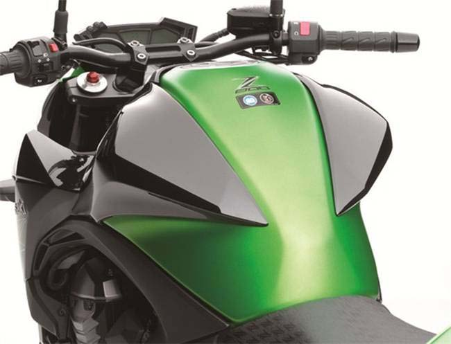 !! Gadis Motor!!: New KawasakiZ800