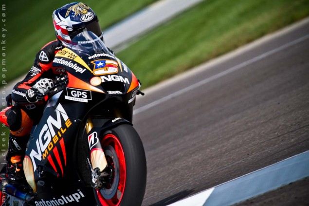 MotoGP: IODA to Suter, Salom Replaces Silva, & Edwards Bike Choice Uncertain for Misano Indianapolis GP Sunday Jules Cisek 25 635x423