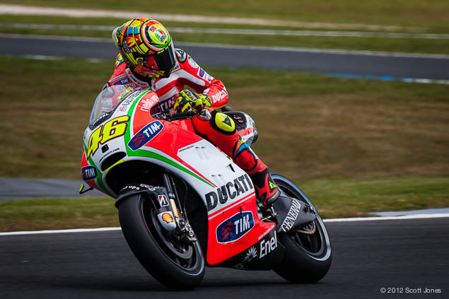 Friday Summary at Phillip Island: Of Confidence, Control, & A Minimum Wage 2012 MotoGP 17 Phillip Island Friday 0269