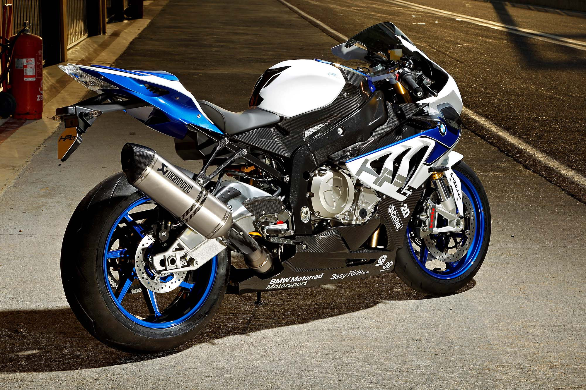 2013 BMW HP4 Priced at $19,990  Asphalt & Rubber