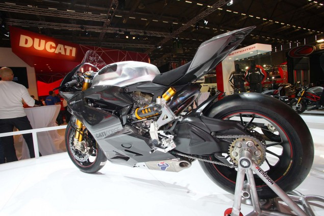 Video: Ducati 1199 Panigale RS13 2013 Ducati 1199 Panigale RS13 01 635x423