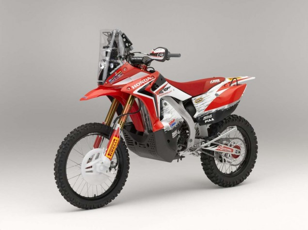 2013 Honda CRF450 Rally   Big Red is Ready for Dakar 2013 Honda CRF450 Rally Dakar 01 635x475