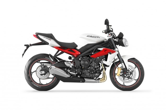 2013 Triumph Street Triple R   Loses Weight, Looks Hotter 2013 Triumph Street Triple R 03 635x419