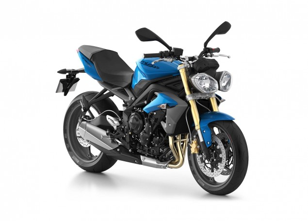 2013 Triumph Street Triple R   Loses Weight, Looks Hotter 2013 Triumph Street Triple R 04 635x455