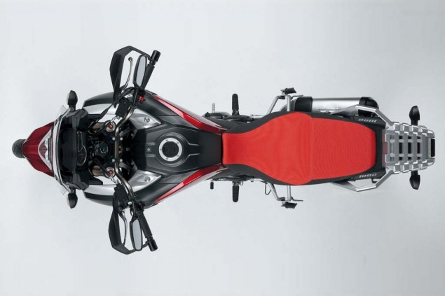 Suzuki V Strom 1000 Concept   Coming in 2014? 2014 Suzuki V Strom 1000 concept 05 635x423
