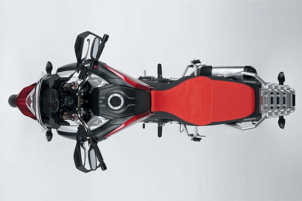 2014 SUZUKI V STROM 1000   MOTOR CAR SPORT