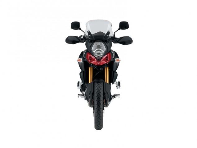Suzuki V Strom 1000 Concept   Coming in 2014? 2014 Suzuki V Strom 1000 concept 09 635x476